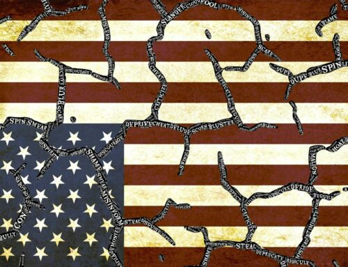 Political Divisiveness Anti-conspiracy theories